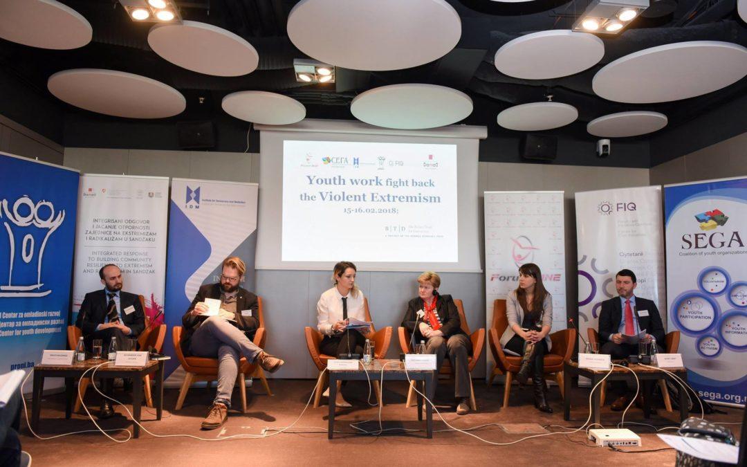 Omladinski rad u borbi protiv nasilnog ekstremizma, 15-16. 02.