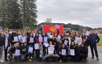 Završena druga interkulturalna obrazovna razmjena u Švajcarskoj