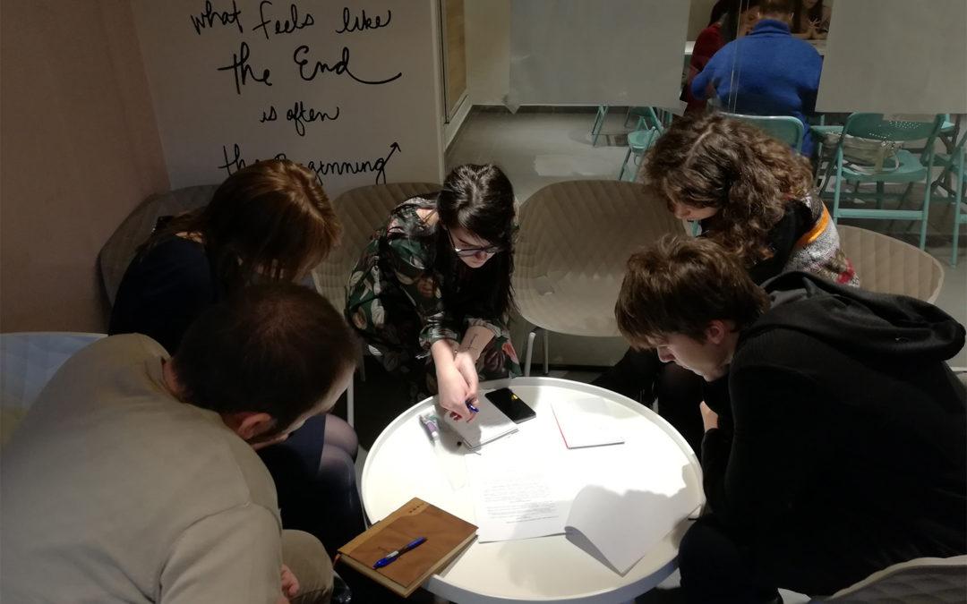 Održana prva od 3 obuke za omladinske aktiviste