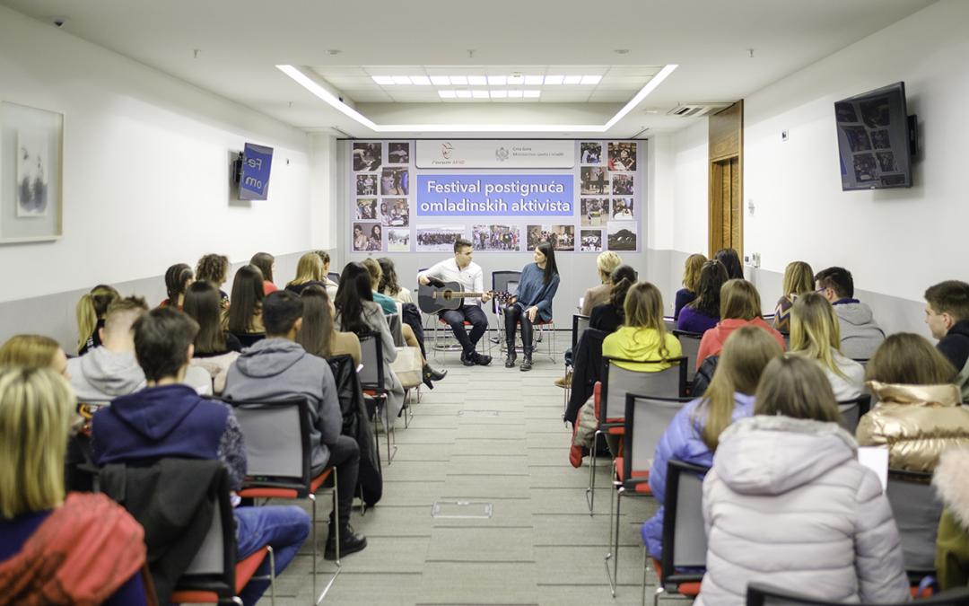 Youth Activist Achievement Festival