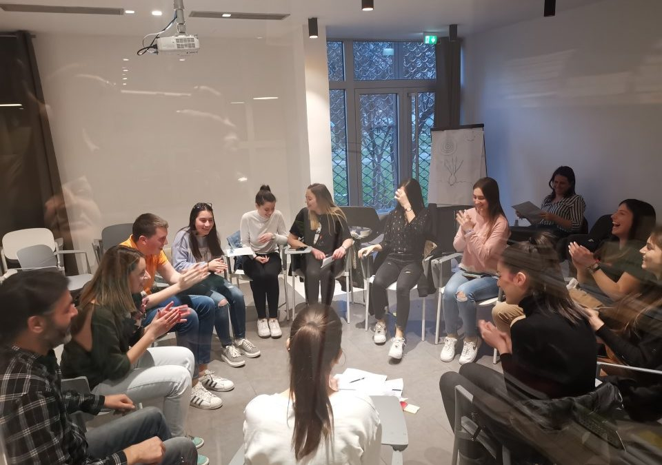 Montenegro has got first licensed youth activists